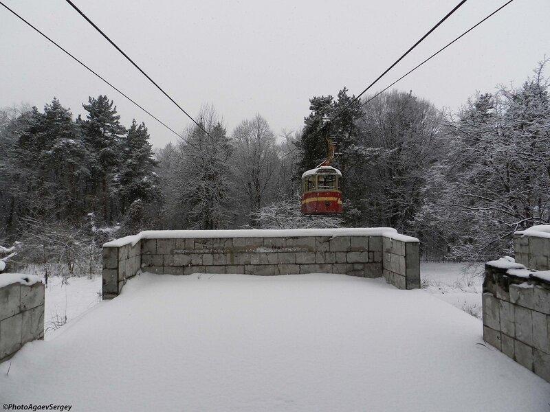 Канатная дорога по Владикавказский