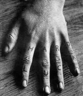 Билли Кук татуировка