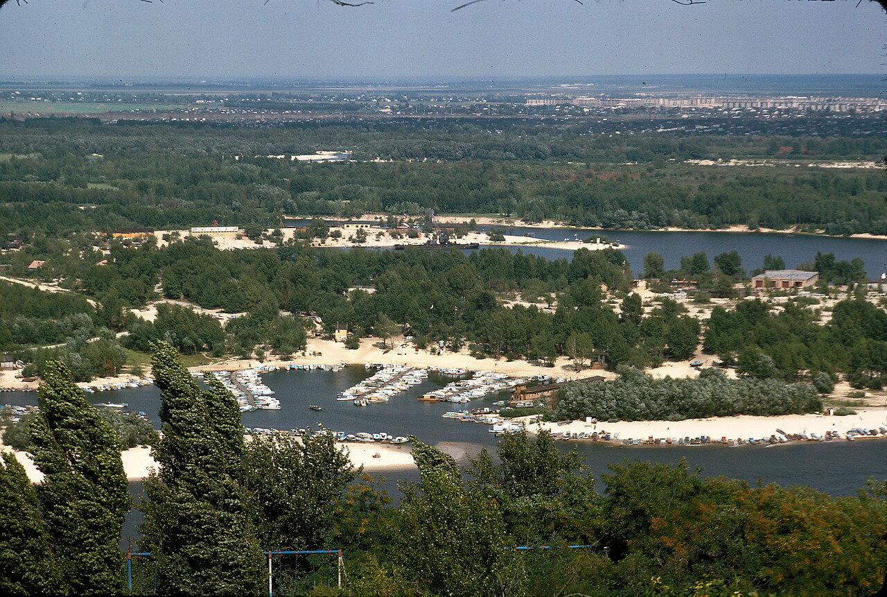 Киев. Днепр