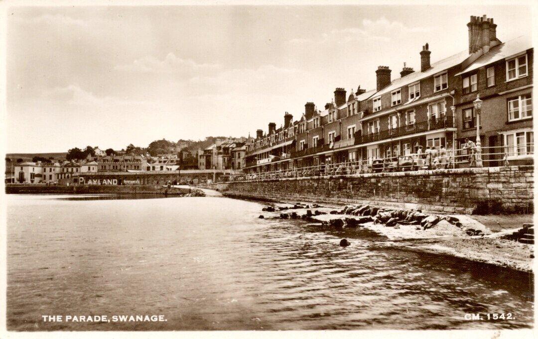 Суонидж, Англия. 1930