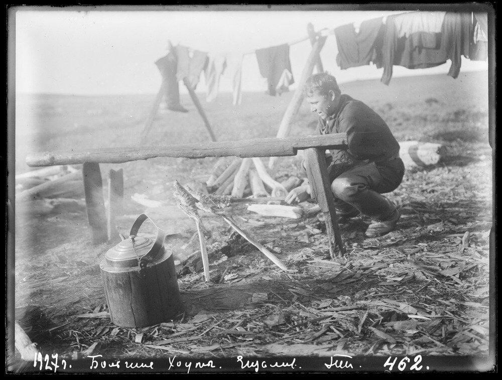 1927. Большие Хоумы. Таймырский залив