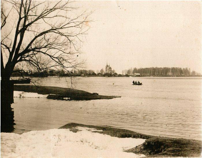 5. Майское наводнение в 1929 году, в городе Тверь