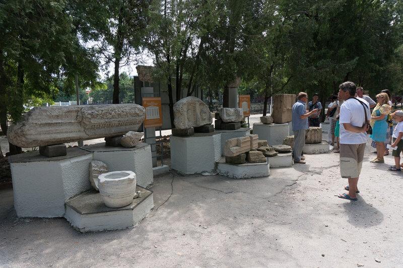Гогиппия - археологический музей под открытым небом