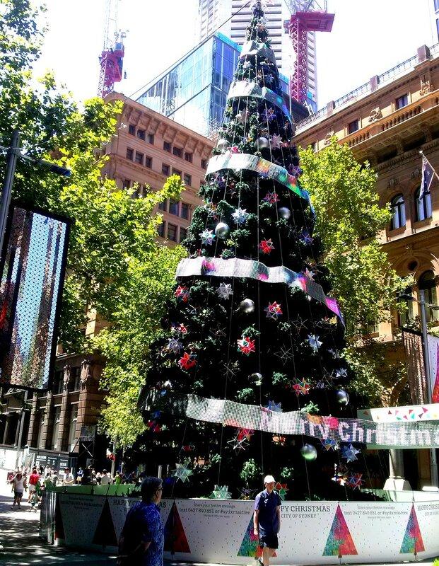 Ёлка в Сиднее