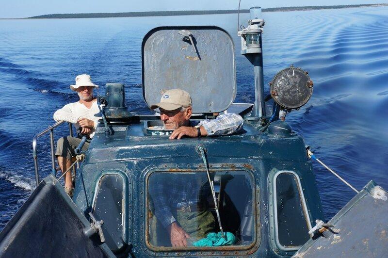 Белое Море - Воротиха и Олений