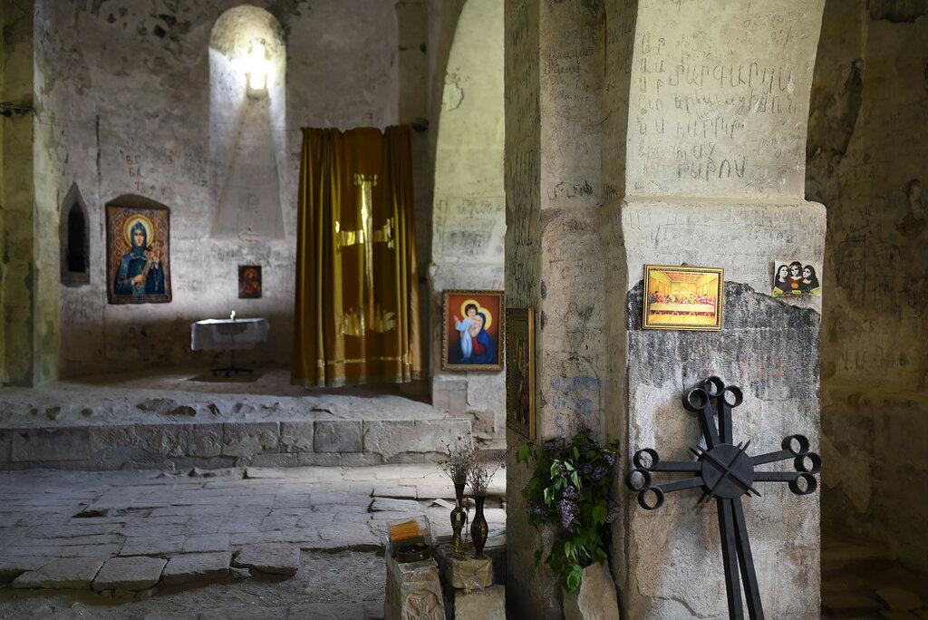 Церковь в Хндзореске