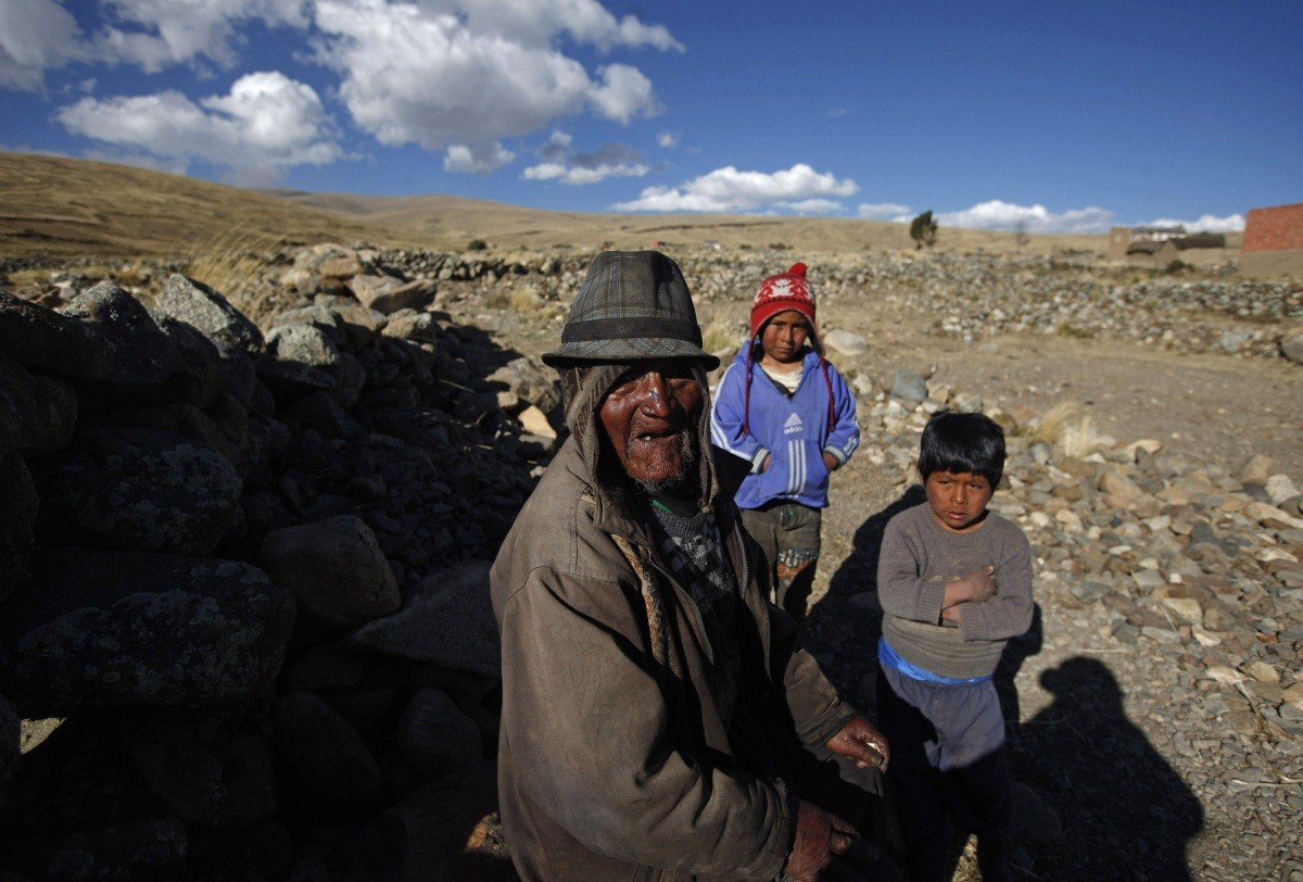 Bolivia oldest