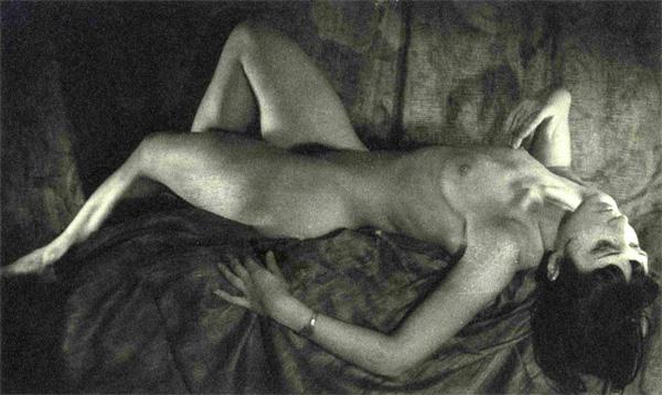 Прародитель советской эротики Александр Гринберг.