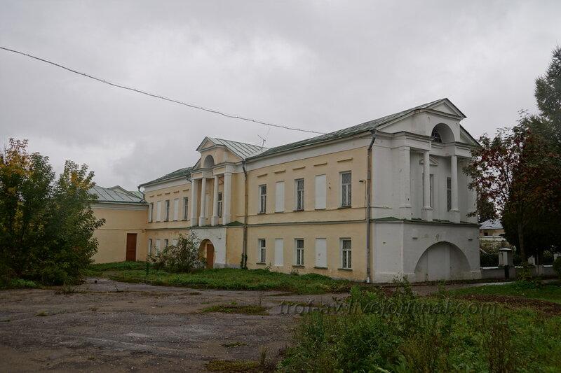 Усадьба Ивановское, Подольск, 2013
