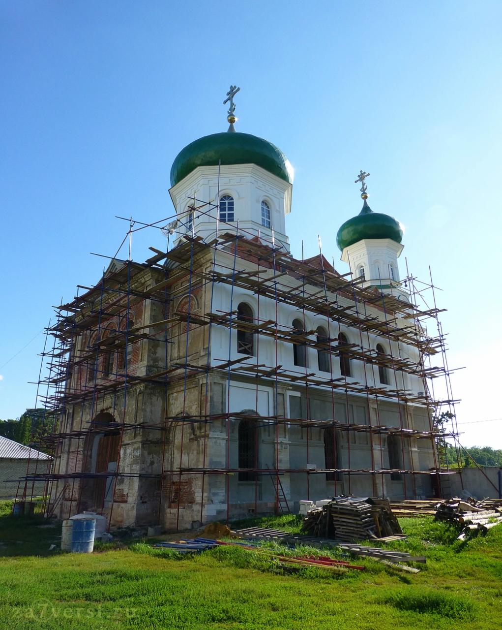Троекуровский Дмитриевский Илларионовский женский монастырь