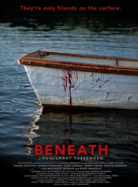 Омут / Внизу / Beneath (2013) BDRip 720p + HDRip + WEB-DL 720p + WEB-DLRip