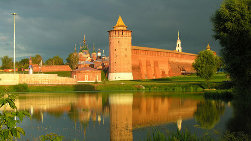 Кремль против Мечети