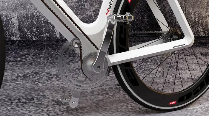 """4STRIKEBIKE - новый принцип в велосипедостроении. Серия """"Велики на alldayplus"""""""