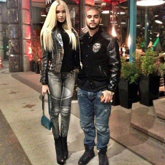 Виктория Дайнеко и Дмитрий Клейман Уже то обстоятельство, что Виктория официально вышла замуж, будуч