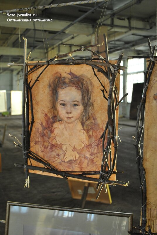 выставка современного искусства 10 цех + - 17