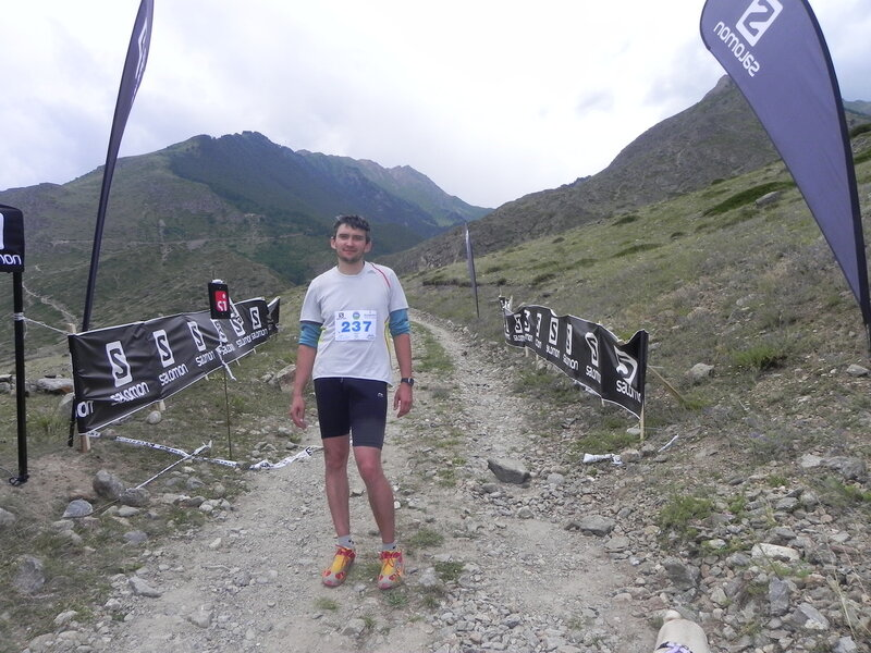 Elbrus World Race 2013