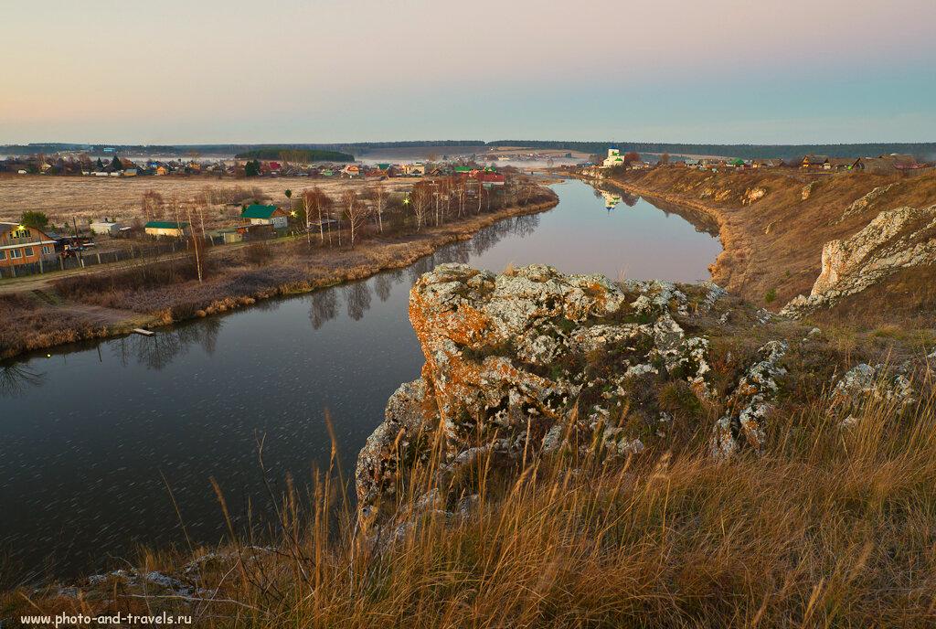Деревня Коуровка. Примеры фотографий на Nikon D5100 с широкоугольным фиксом Samyang 14mm f/2.8.