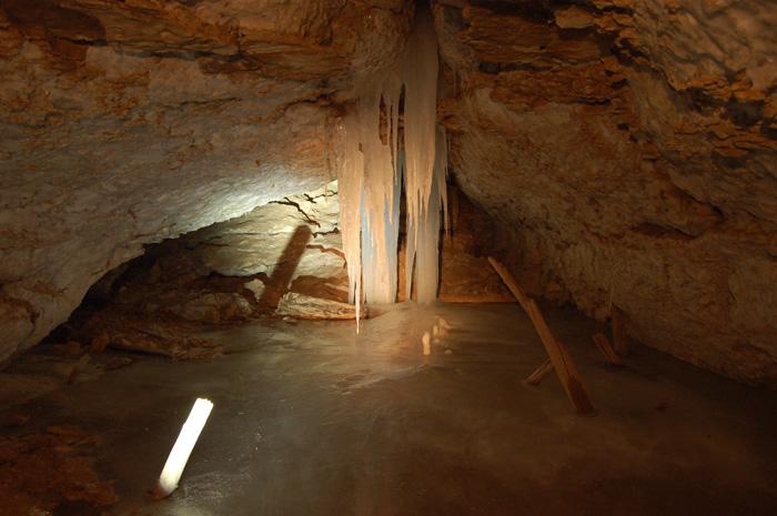 Пещера Кулогорская К1