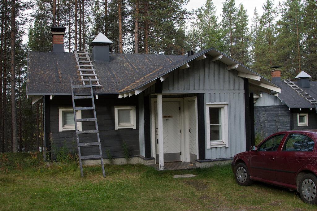Уютный домик на четверых в Wilderness Hotel Samperi