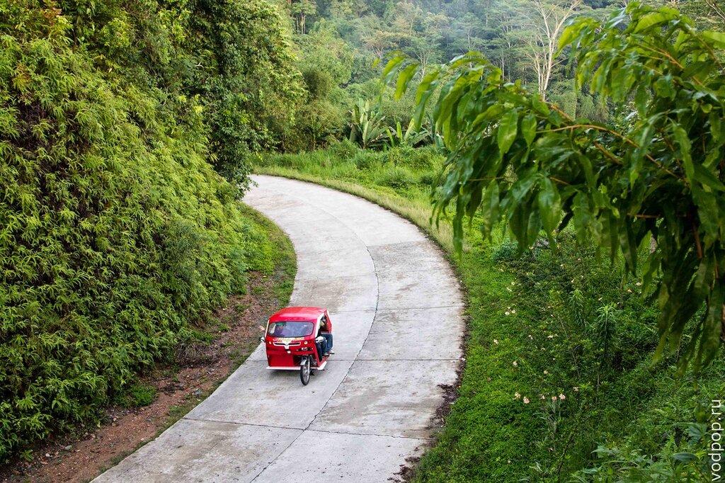 Дорога в Сабанг