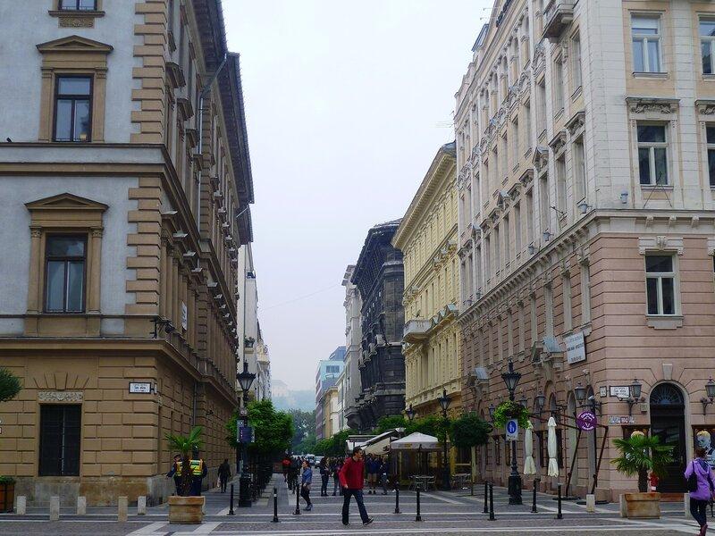 Улицы Будапешта (The streets of Budapest)