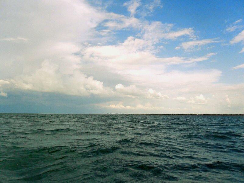 С облаками наперегонки