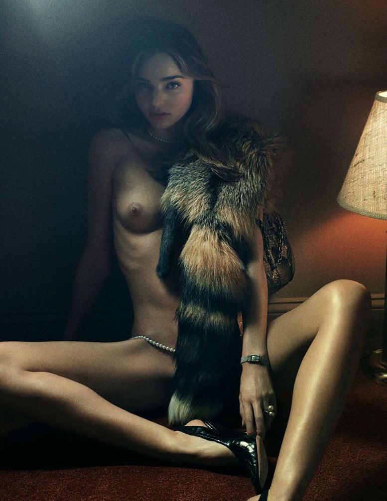 Богини и их сексуальность / Miranda Kerr - The Goddesses by Fabien Baron