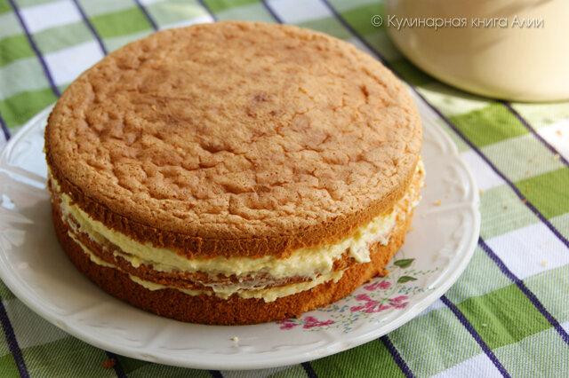 рецепт торт «джаконда»