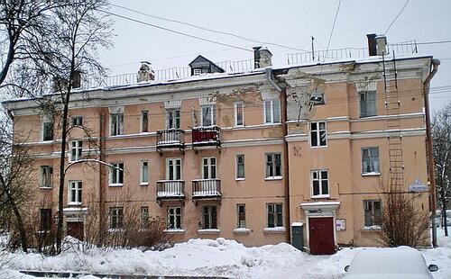 ул. Лётчика Пилютова 22к1