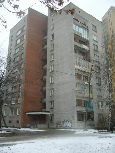 ул. Лени Голикова 27к6