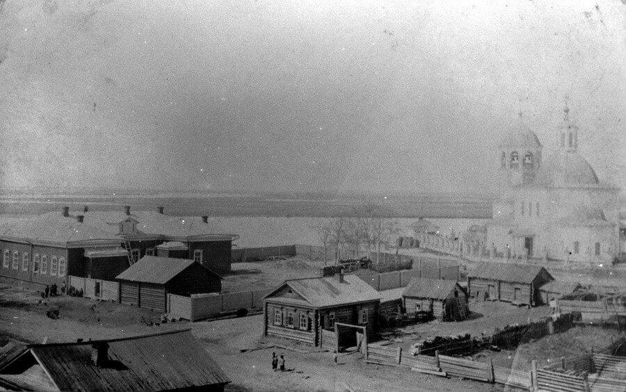 архивные фотографии сургутского района утеплении