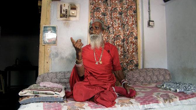 Йогин 70 лет живёт без пищи и воды