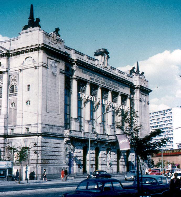 1963. Театер дес Вестенс (Театр Запада).
