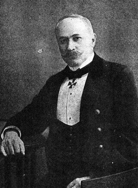 Георгий Гаврилович Чаплинский, прокурор Киевской Судебной Палаты - главный организатор дела Бейлиса