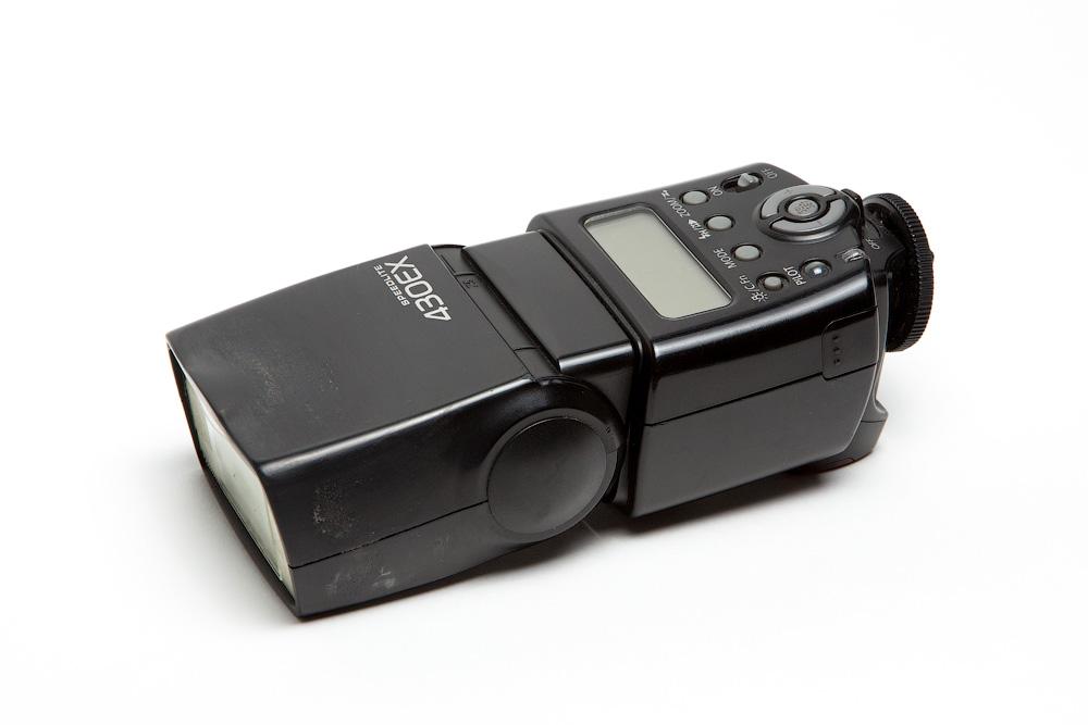 Фотовспышка Canon Speedlite 43 EX II - купить