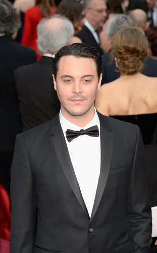 HOLLYWOOD, CA - MARCH 02: Actor Jack Huston attends the Oscars held at Hollywood & Highland Center on March 2, 2014 in Hollywood, California. (Photo by Kevork Djansezian/Getty Images)