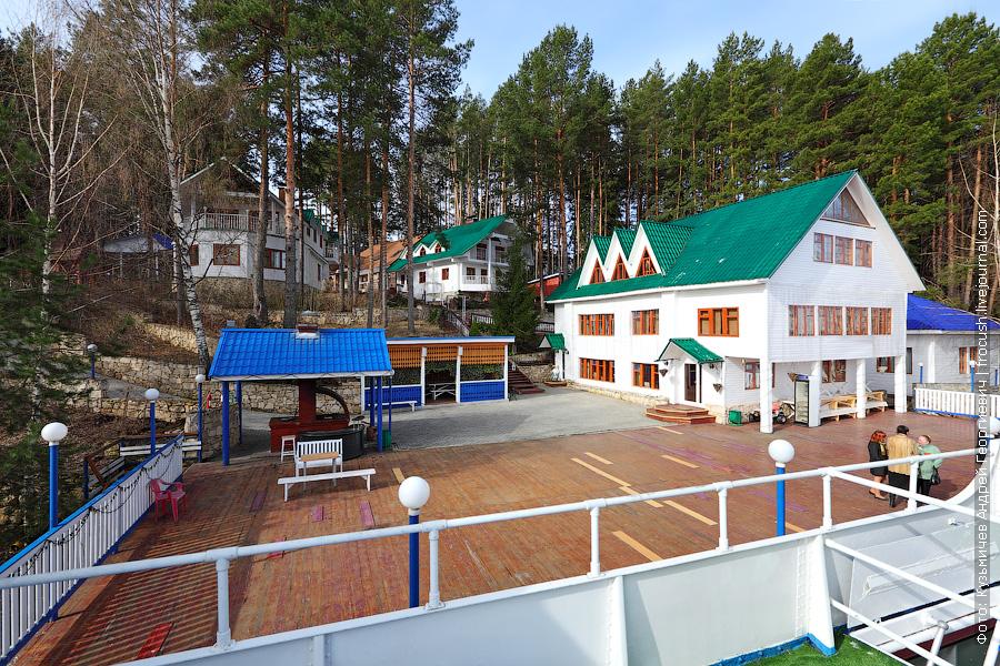 база отдыха Зеленые Мили в Потрепухино Кировской области