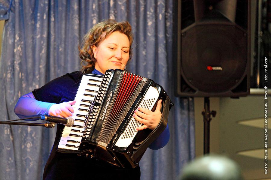 Ирина Ельчанинова (аккордеон)