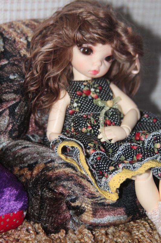Куклы блайз сделать своими руками 165