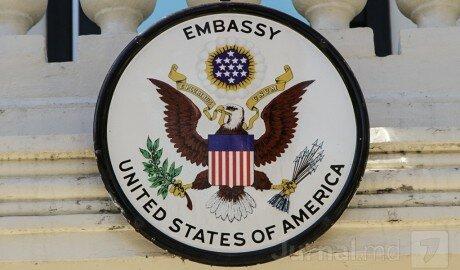 Посольство США в Молдове требует извинений от телеканала