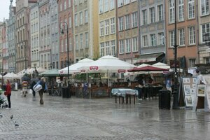 Eurotest: все больше россиян посещает польский Гданьск