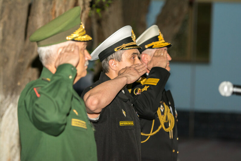 Командующим Каспийской флотилией назначен контр-адмирал Игорь Осипов