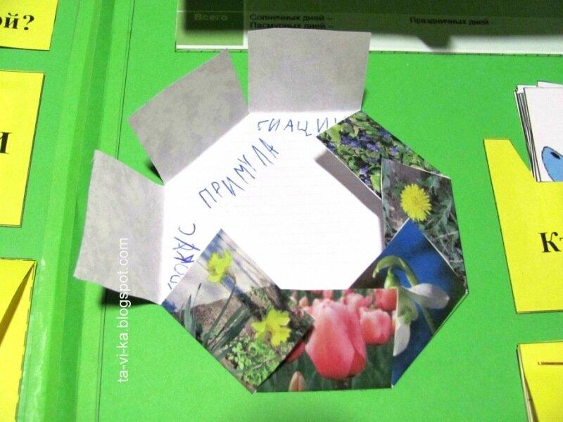 Лэпбук шаблоны геометрические фигуры - 8fb