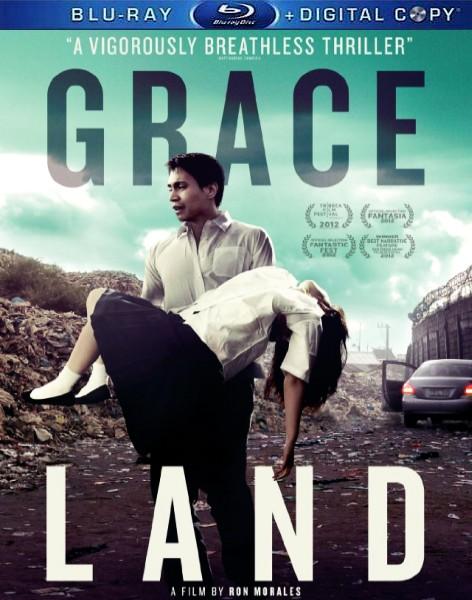 Земля благодатная / Graceland (2012/HDRip/1400Mb)