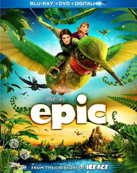 Эпик / Epic (2013/HDRip/1400Mb)