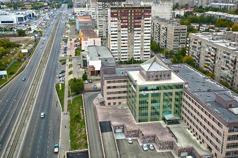 Вид на город сверху (24.07.2013)