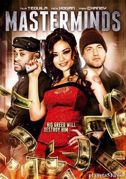 Кидалы / Masterminds (2012/SATRip)