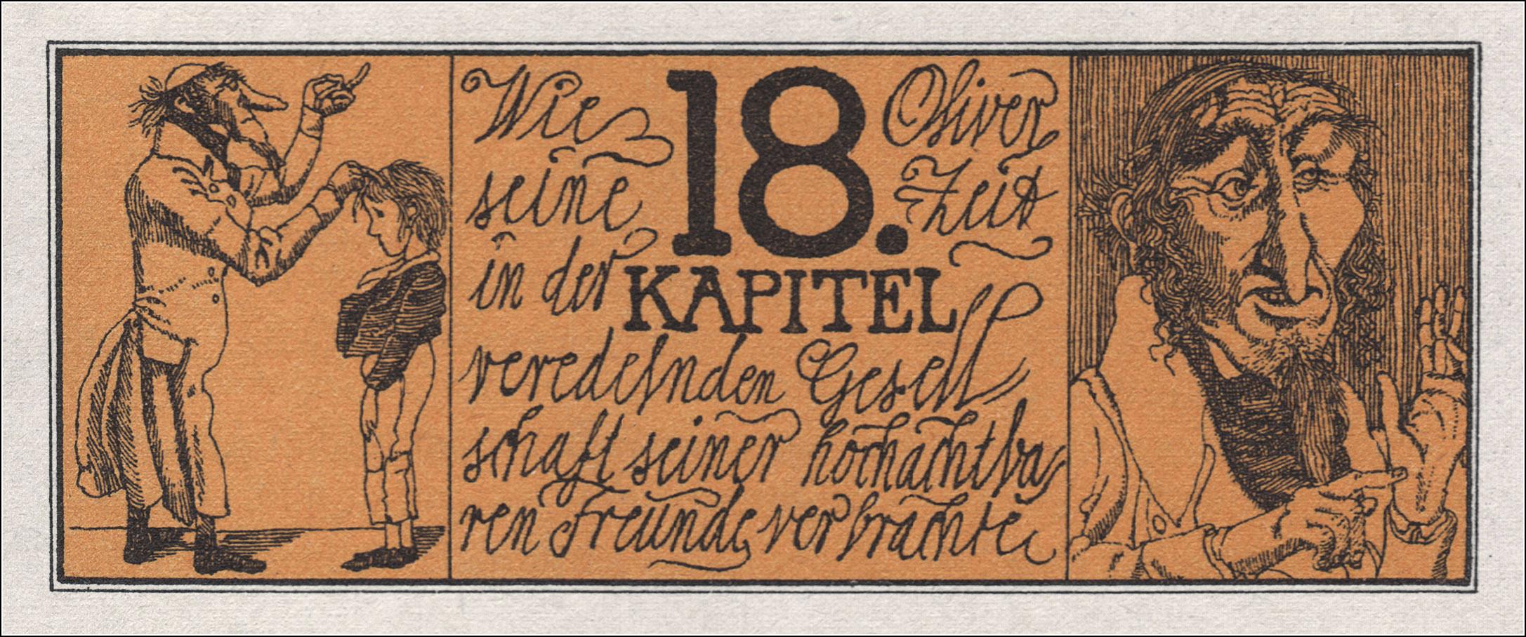 Klaus Ensikat, Oliver Twist