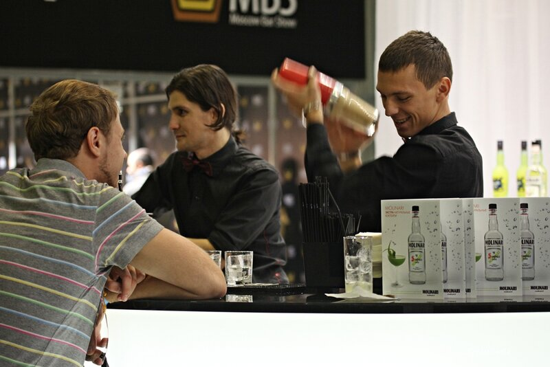 Moscow Bar Show 2013
