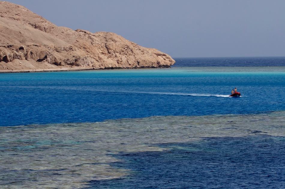 Считается, что Красному морю всего лишь 25 миллионов лет, это очень молодое море. Оно образовалось,